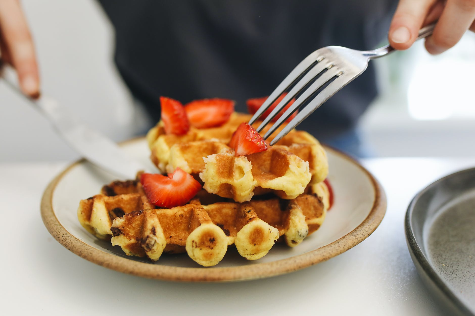 Do You Want to Know the Secret to Making Waffles Nutritious?